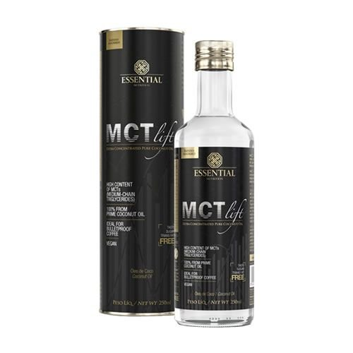 MCT LIFT - 250ML - ESSENTIAL NUTRITION