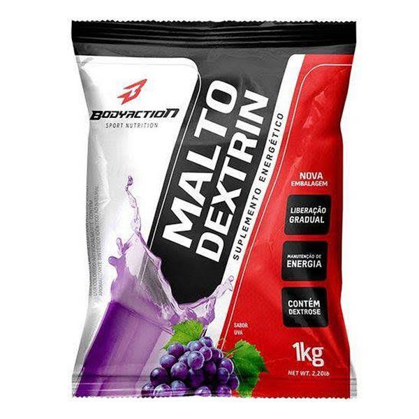 MALTO DEXTRIN - 1Kg - BODY ACTION