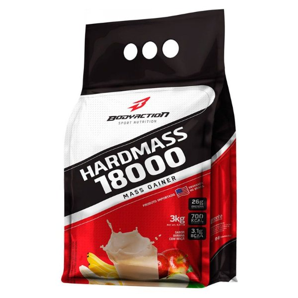 BODYACTION - HARD MASS - 3Kg