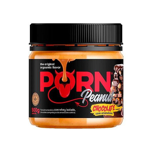 PASTA DE AMENDOIM - PORNFIT - 500G