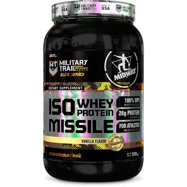 ISO WHEY - MILITARY 907G