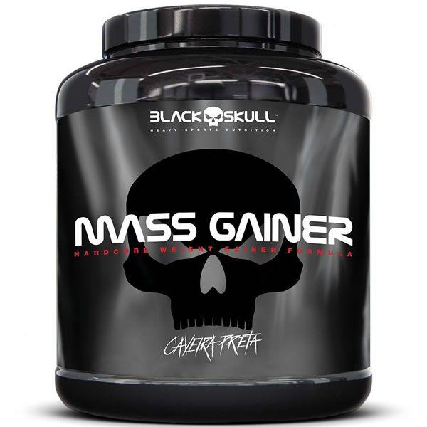 MASS GAINER 3 kg Black Skull