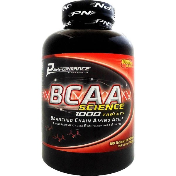 BCAA 150 TABLETES 1000MG PERFORMANCE NUTRITION