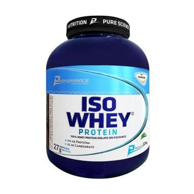 Iso Whey Protein - 2273g (5lbs)