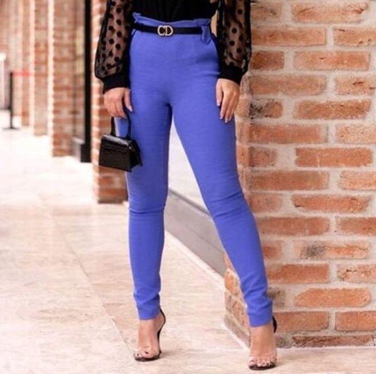 Calça blue