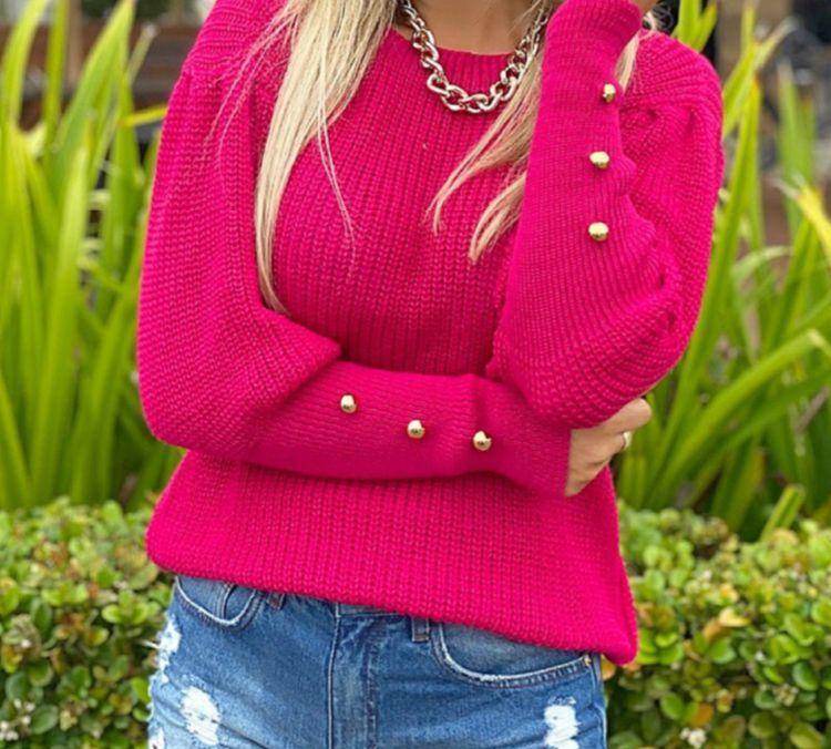 Tricô pink
