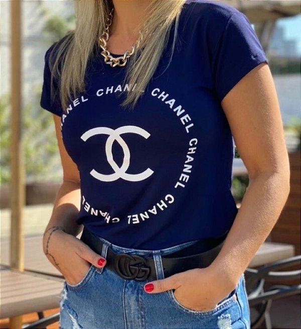 T-shirt chanel