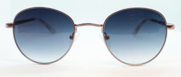 Óculos De Sol Unissex Chilli Beans Redondo Rosê