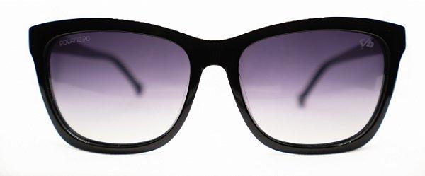 Óculos de Sol Feminino Chilli Beans Quadrado Preto