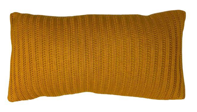 Almofada em Tricot - 30x60cm - LR1946 / Leme