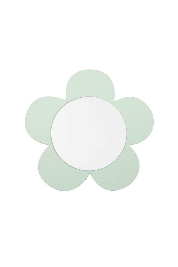 Espelho Flor de Laca Colorida