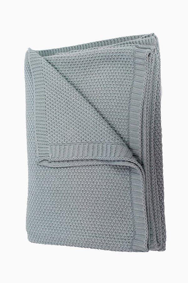 Colcha de Berço / Minicama em Tricot 100x160cm - LR2052 ASTURIAS