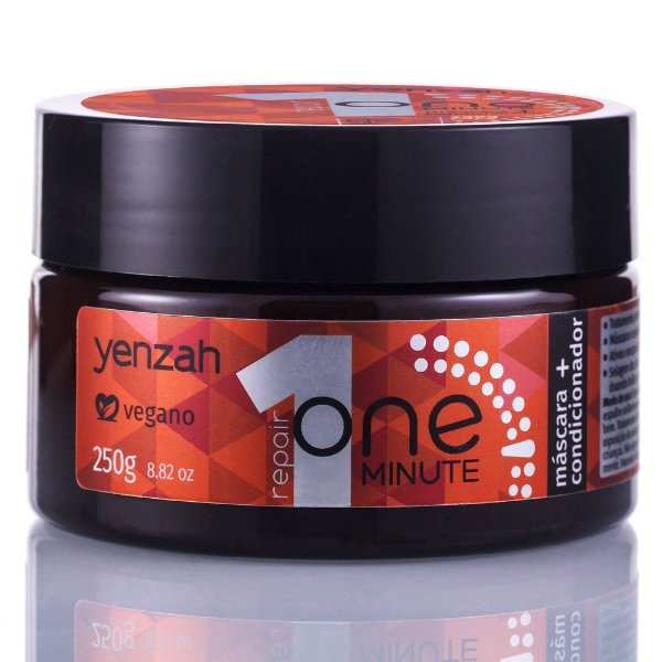 YENZAH ONE MINUTE REPAIR MÁSCARA + CONDICIONADOR 250G