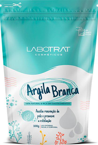 LABOTRAT ARGILA BRANCA 100G