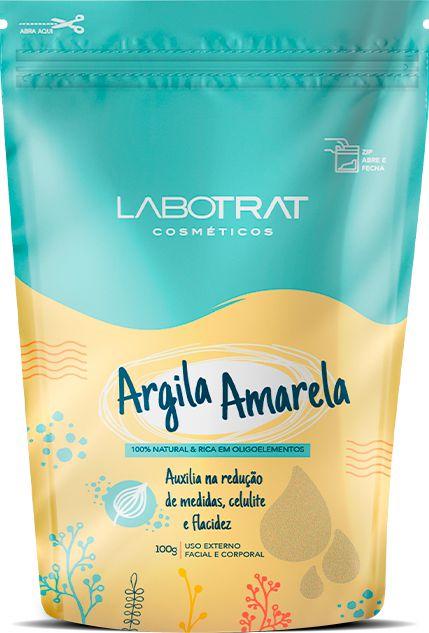 LABOTRAT ARGILA AMARELA 100G