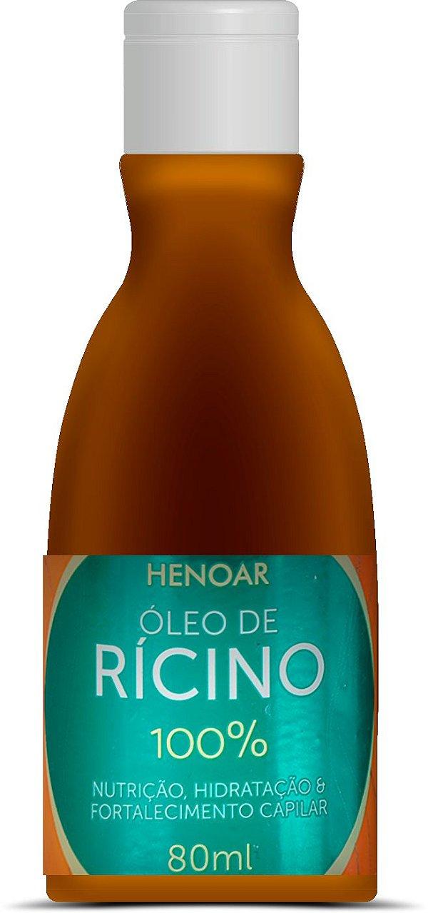 LABOTRAT HENOAR ÓLEO DE RÍCINO 80ML