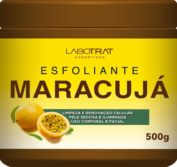 LABOTRAT ESFOLIANTE MARACUJÁ 500G