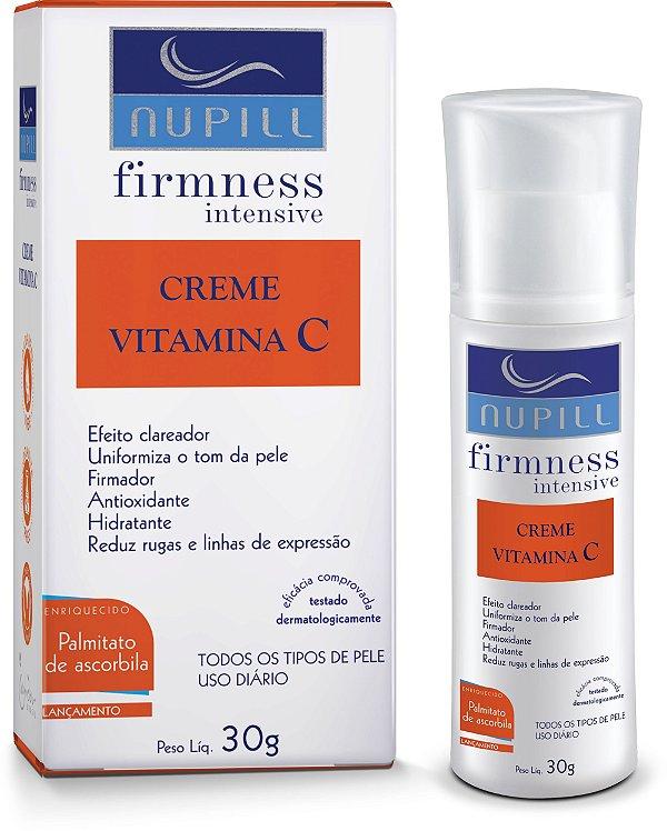 NUPILL FIRMNESS INTENSIVE VITAMINA C CREME 30G