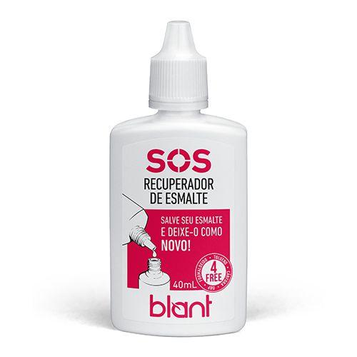 BLANT SOS RECUPERADOR DE ESMALTES 40ML