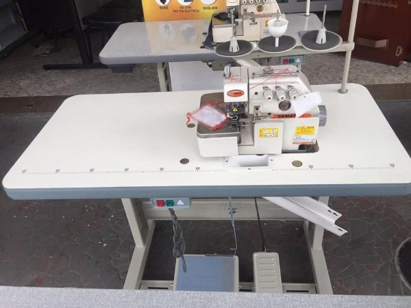 Overlock Industrial 3 Fios Yamata Completa