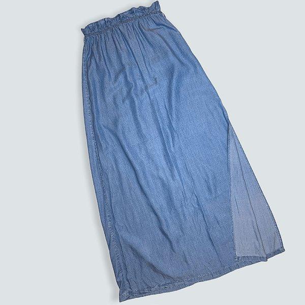 Saia longa jeans - 40