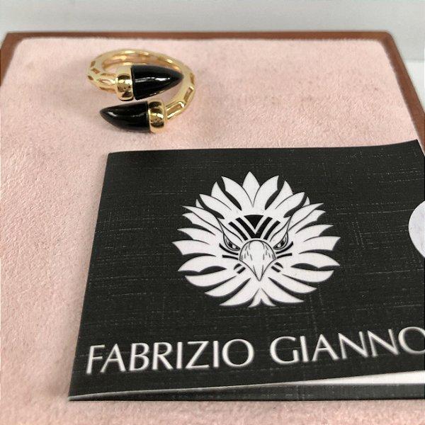 Fabrizio Giannone - anel dentes pretos