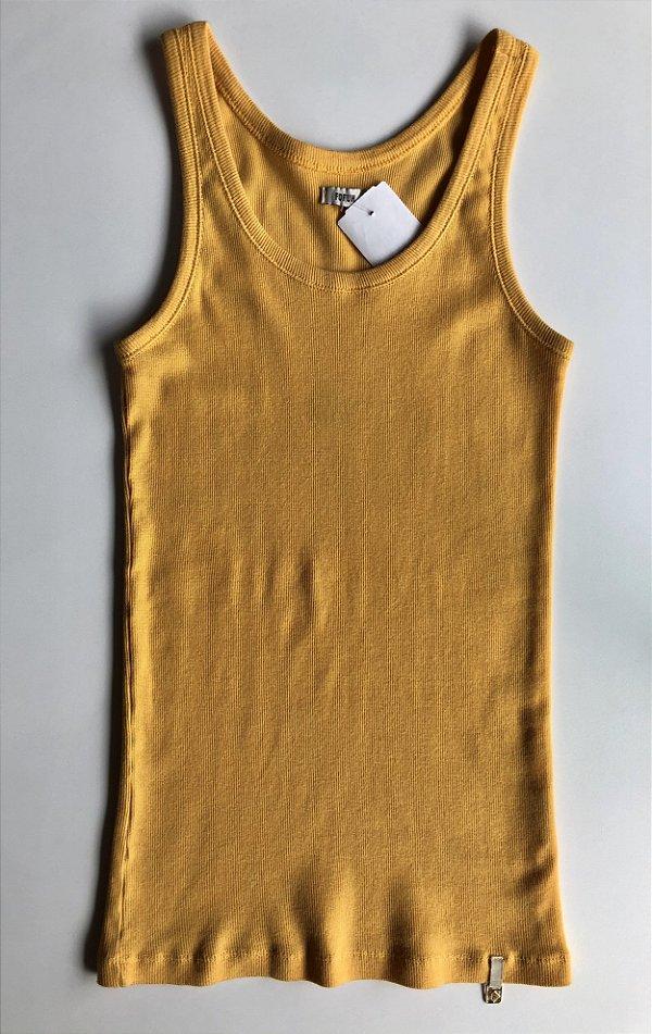 Regata canelada amarela Fórum