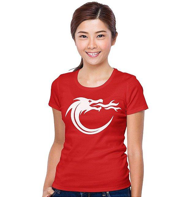 Camiseta Pact of Dragons