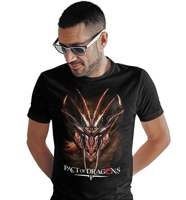 Camiseta Pact of Dragons - Dragonessa Tarykorr