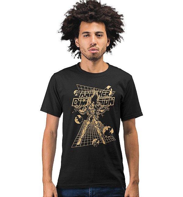 Camiseta Cavaleiros do Zodíaco – Outra Dimensão