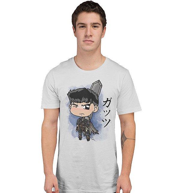Camiseta Berserk – Guts Chibi