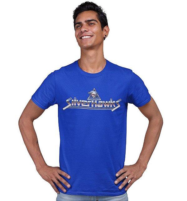 Camiseta SilverHawks Símbolo