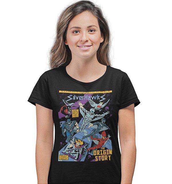 Camiseta SilverHawks