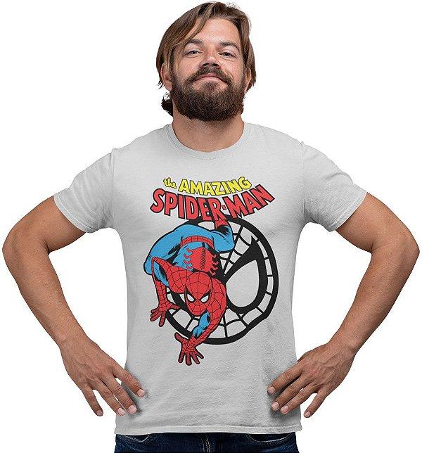 Camiseta O Espetacular Homem Aranha