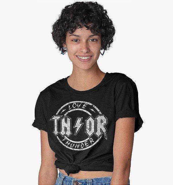 Camiseta Thor – Love and Thunder