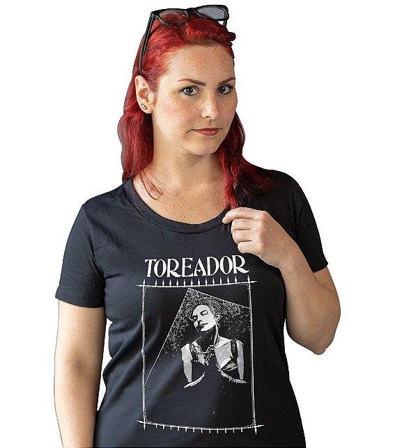 Camiseta Clanbook Toreador - Vampiro, A Máscara