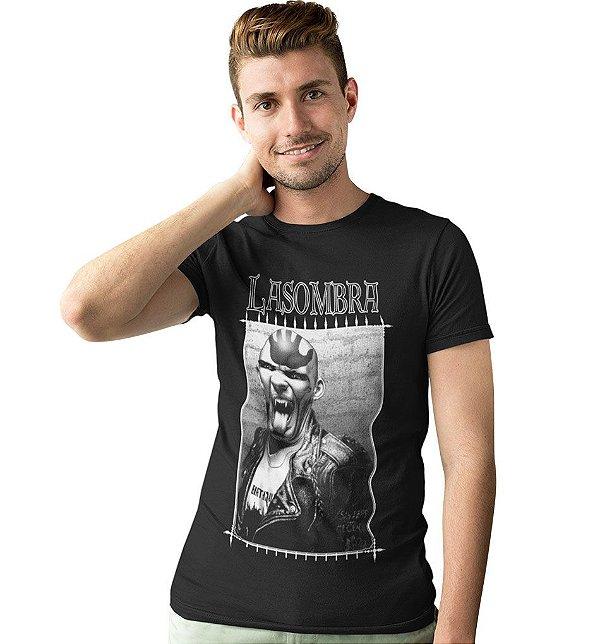 Camiseta Clanbook Lasombra - Vampiro, A Máscara