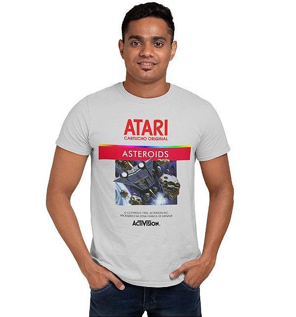 Camiseta Atari - Asteroids