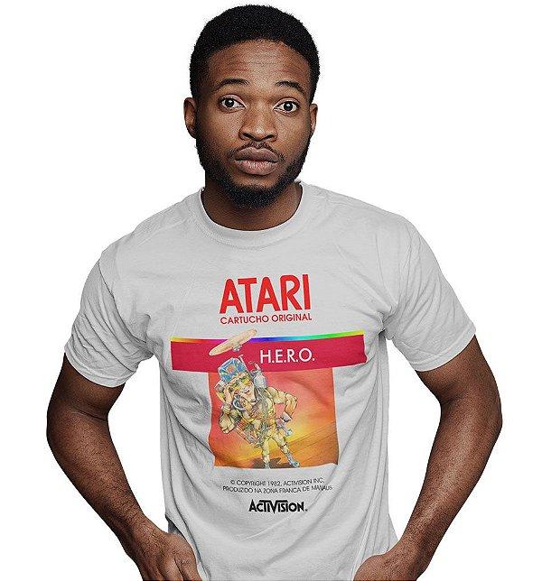 Camiseta Atari - H.E.R.O.