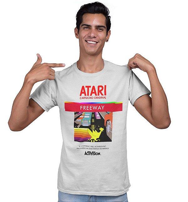 Camiseta Atari - Freeway