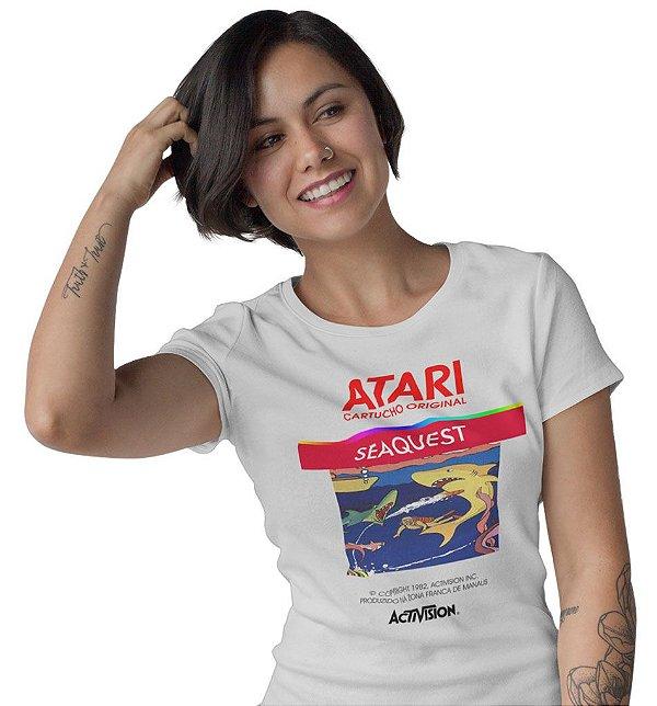 Camiseta Atari - Seaquest