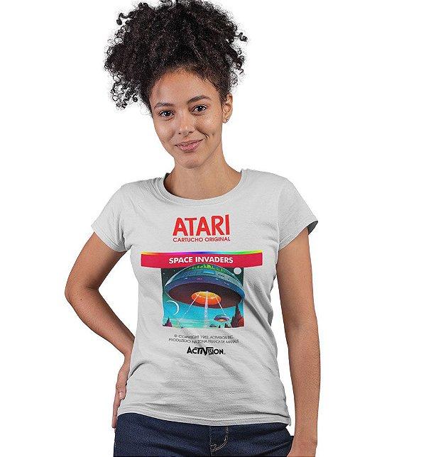 Camiseta Atari - Space Invaders