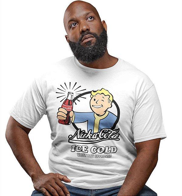 Camiseta FallOut - Nuka Cola