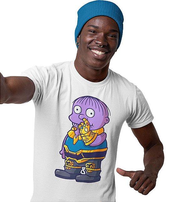 Camiseta Thanos Ralph Wiggum