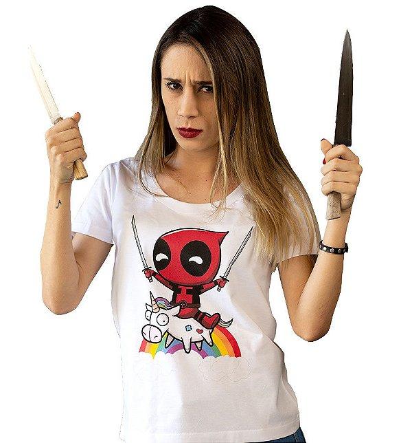 Camiseta Meu Querido DeadPool