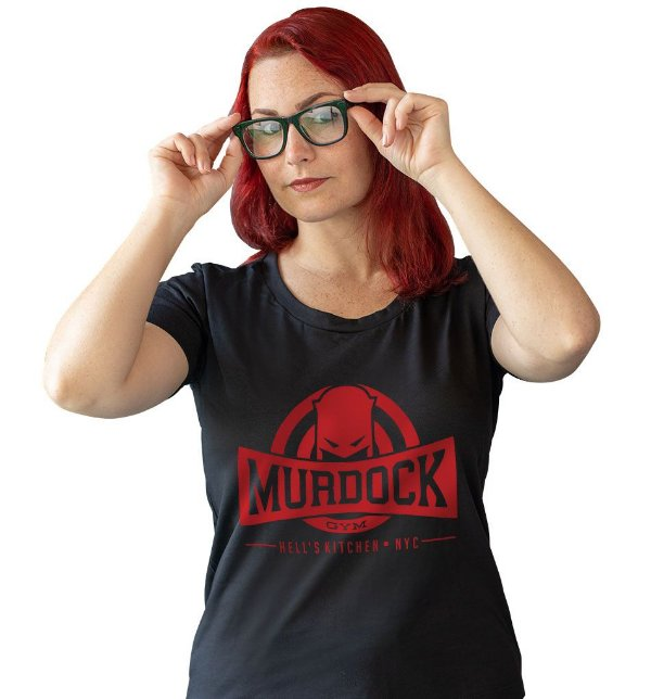 Camiseta Demolidor - Academia Murdock