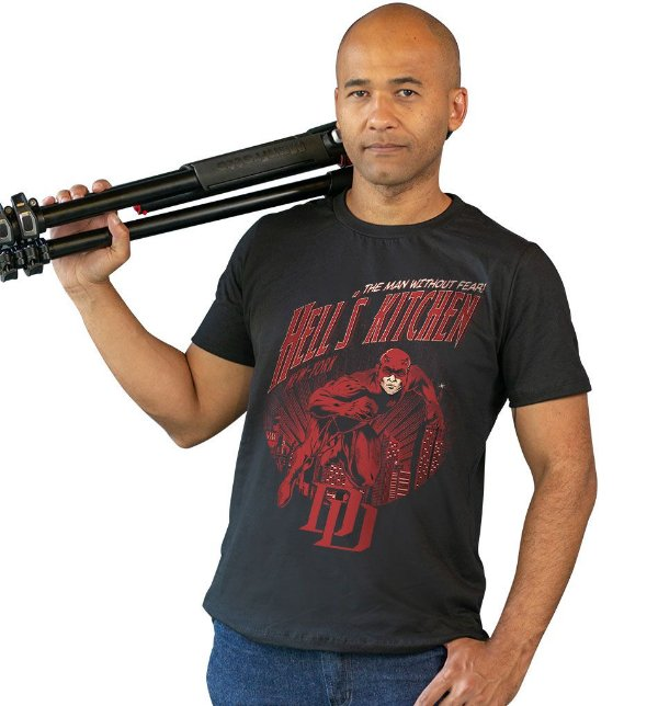 Camiseta Demolidor - Hell's Kitchen