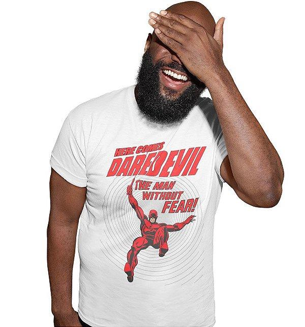 Camiseta Demolidor - O Homem Sem Medo