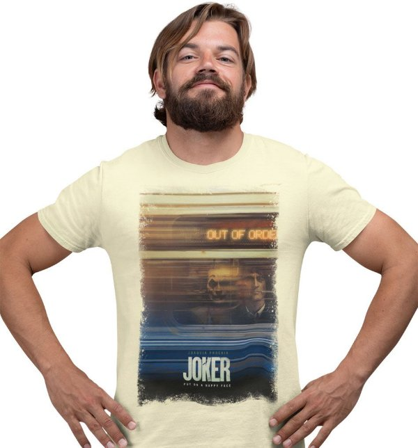 Camiseta Coringa, O Filme IV