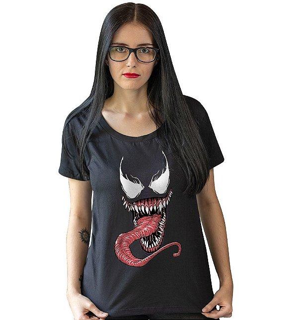 Camiseta A Máscara do Venom